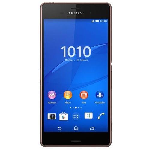 Sony Xp Z3 plus